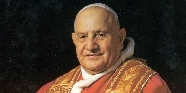 AND TODAY WE CELEBRATE… Saint of the Day: Pope St. John XXIII (SUNDAY, OCTOBER 11)