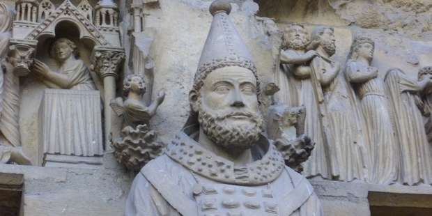 AND TODAY WE CELEBRATE… Saint of the Day: Pope St. Callistus I (WEDNESDAY, OCTOBER 14)