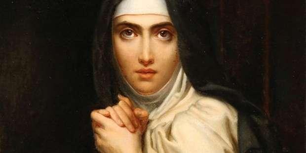 AND TODAY WE CELEBRATE… Saint of the Day: St. Teresa of Avila (THURSDAY, OCTOBER 15)