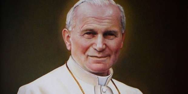 AND TODAY WE CELEBRATE… Saint of the Day: Pope St. John Paul II (THURSDAY, OCTOBER 22)