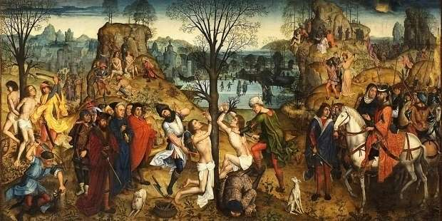 AND TODAY WE CELEBRATE… Saint of the Day: Sts Crispin and Crispinian (SUNDAY, OCTOBER 25)