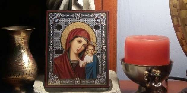 Why having sacred art in your home changes the way you live