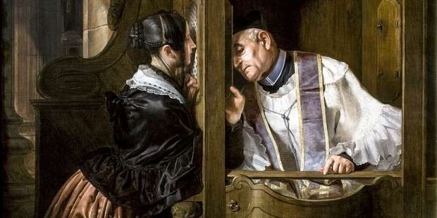 How often should a Catholic go to confession?