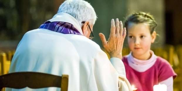 Why it's beneficial for your child to make their First Confession at a young age