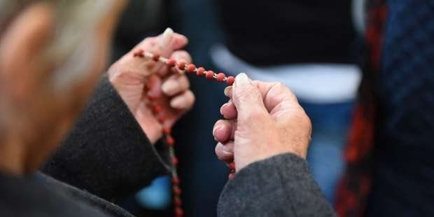 Prayer to conclude the Rosary