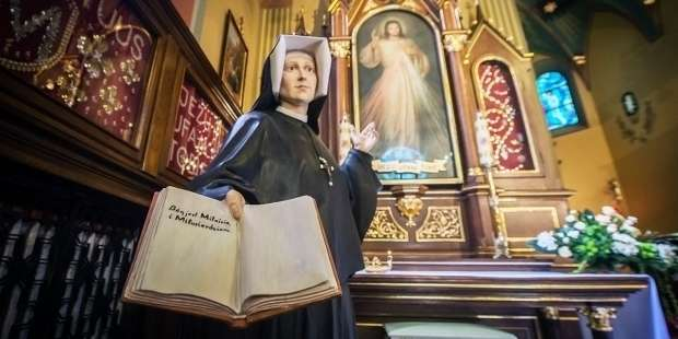 Anxious about confession? Pray this short prayer of St. Faustina to find courage