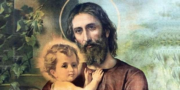 Ask St. Joseph to increase your love of Jesus