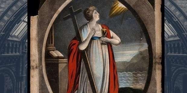 Saint of the Day: St. Faith (TUESDAY, OCTOBER 6)