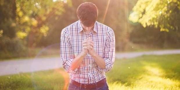 This beautiful prayer asks Jesus to drive sin away
