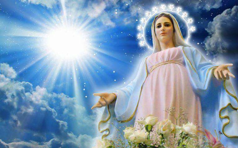 Turn to Mary In Times of Desolation