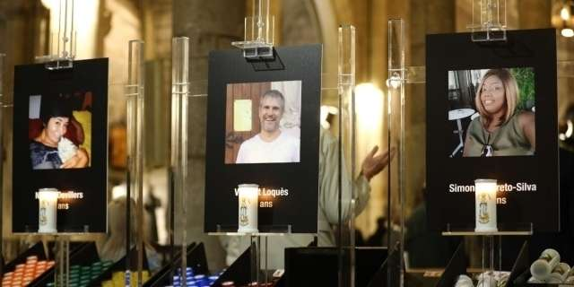 Bishops perform cleansing ritual in Nice basilica where three people were killed
