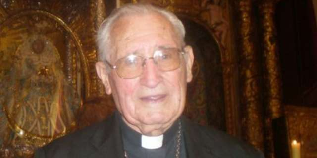 World's oldest bishop dies at 104