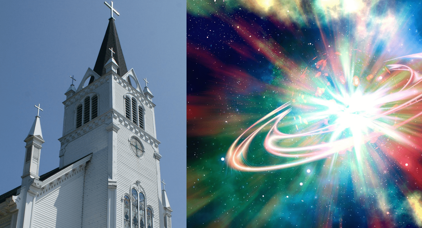 Is the Big Bang Church Teaching?
