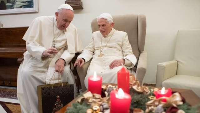 Benedict XVI still well, says secretary