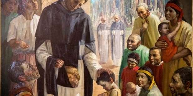 AND TODAY WE CELEBRATE… Saint of the Day: St. Martin de Porres (TUESDAY, NOVEMBER 3)
