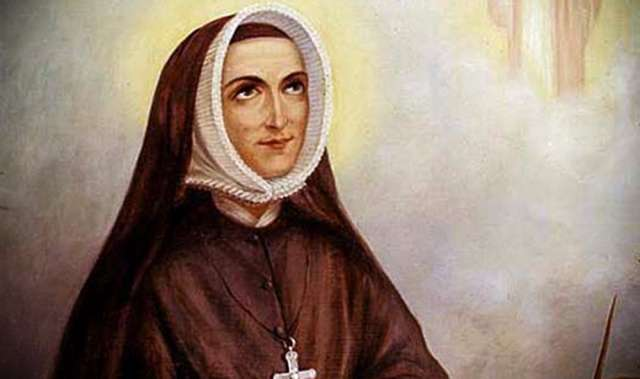 Saint of the Day: St. Rose Philippine Duchesne