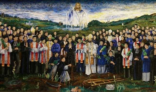 Saint of the Day: St. Andrew Dung-Lac and the Martyrs of Vietnam