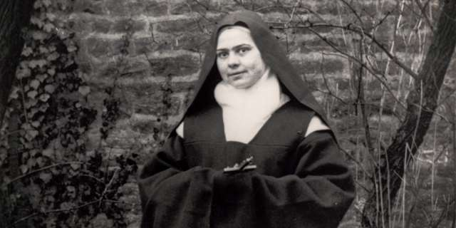 SAINT OF THE DAY: St. Elizabeth of the Trinity