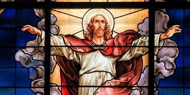 Prayer that we will enter Heaven through our imitation of Jesus
