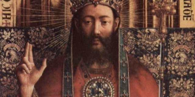 AND TODAY WE CELEBRATE… The Solemnity of Our Lord Jesus Christ, King of the Universe (SUNDAY, NOVEMBER 22)