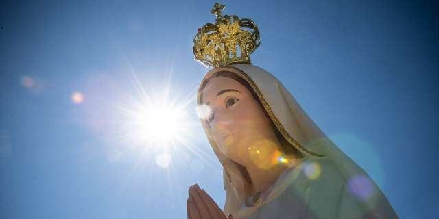 Are you suffering? Our Lady of Fatima has these words for you