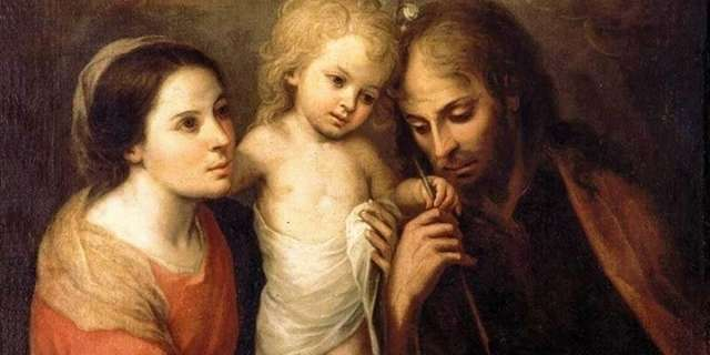 AND TODAY WE CELEBRATE... The Feast of the Holy Family
