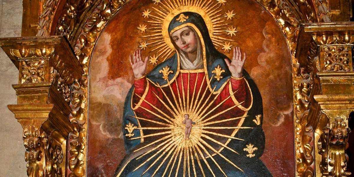 Turn to Our Lady of Expectation for the last graces of Advent
