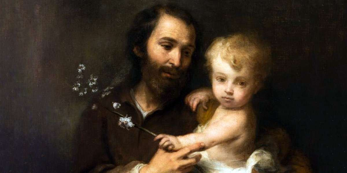 "A beautiful prayer to St. Joseph in this his year: ""To you, O blessed Joseph"""