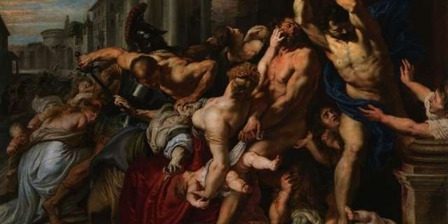 AND TODAY WE CELEBRATE… The Feast of the Holy Innocents