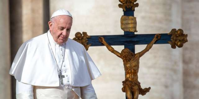 Pope's 3-word prayer and when to say it in Advent