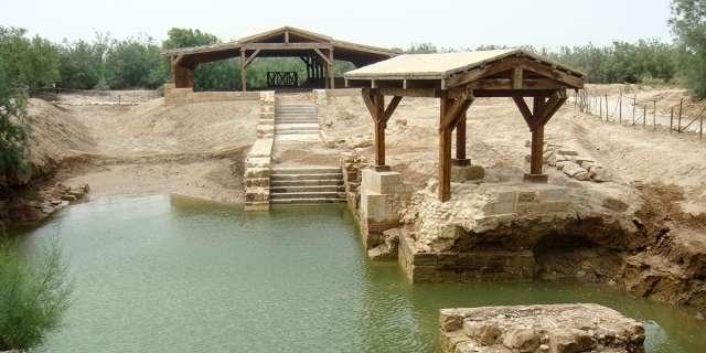 Jesus' baptism site in Jordan, not Israel, Catholic archbishop clarifies