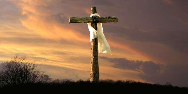 Prayer of thanksgiving for Jesus' sacrifice on the cross