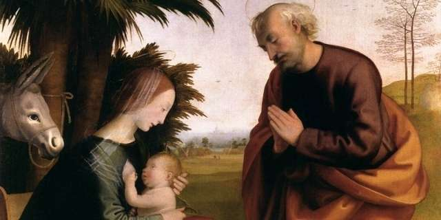 Prayer to the Father, inspired by Jesus' father on earth, St. Joseph