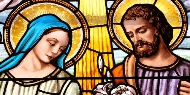 Feast of the Holy Spouses celebrates the marriage of Joseph and Mary