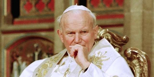 St. John Paul II's formula for defeating evil in the world