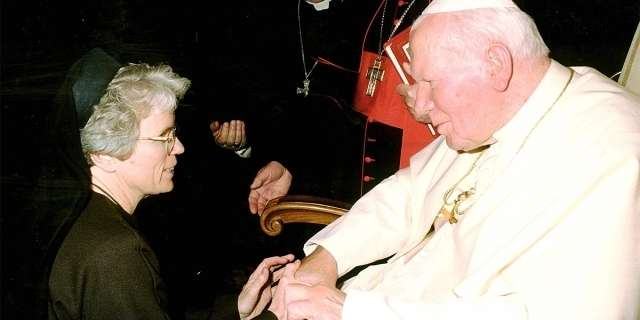 25 years ago, a Franciscan sister installed internet in the Vatican