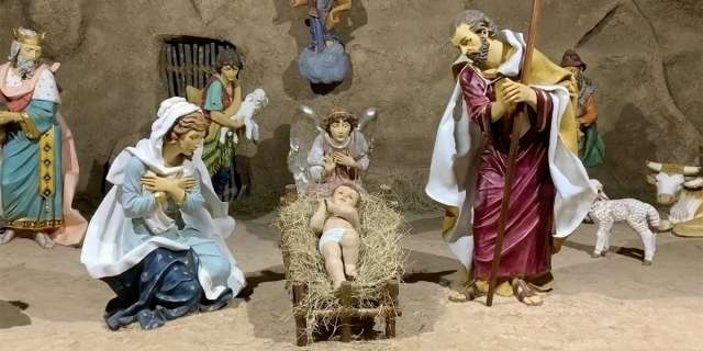 Why Mother Angelica wanted a Nativity scene open all year round