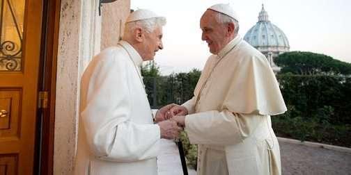 Francis' pontificate now longer than Benedict's