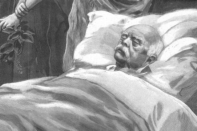 A letter to a dying man