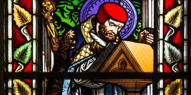 Saint of the Day: St. Hilary of Poitiers (WEDNESDAY, JANUARY 13)