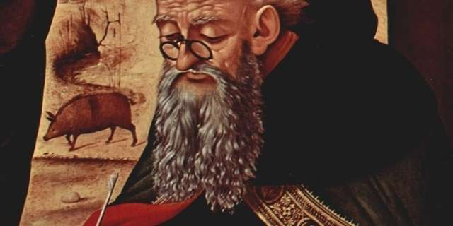 Saint of the Day: St. Anthony of Egypt