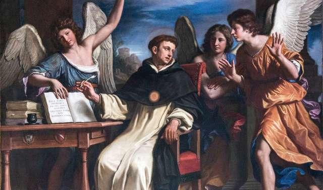 Saint of the Day: St. Thomas Aquinas (THURSDAY, JANUARY 28)