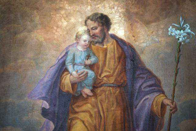 What is the Holy Cloak of St. Joseph?