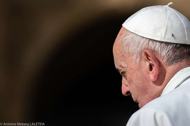 Let us imagine unity as 3 concentric circles: Full text of pope's homily