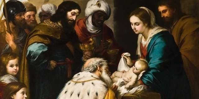 The Solemnity of the Epiphany (SUNDAY, JANUARY 3)
