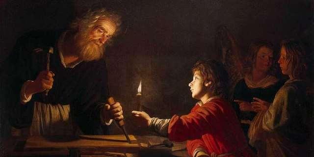 What did St. Joseph actually do as a carpenter?