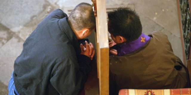 Why Shrove Tuesday is a day for confession