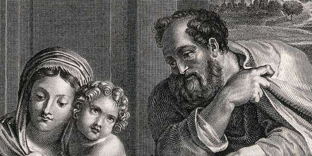 What are the 7 Joys of St. Joseph?