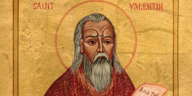 Prayer to St. Valentine for protection from all dangers