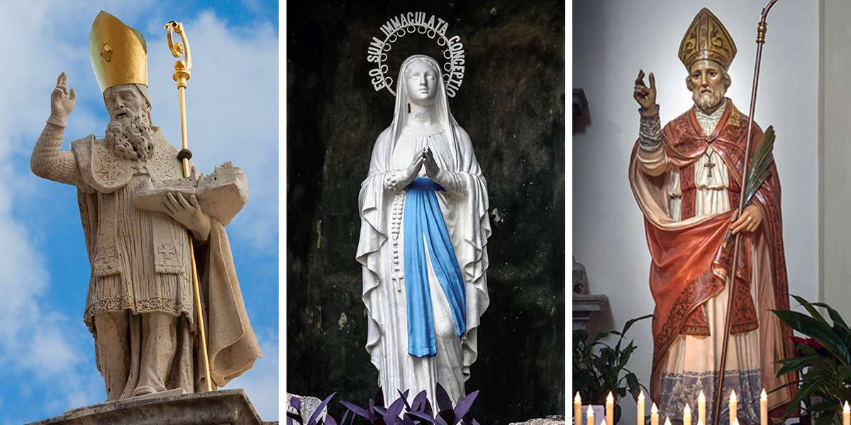 3 Feasts in February that honor the sick and suffering